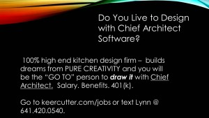 Chief Architect Designer